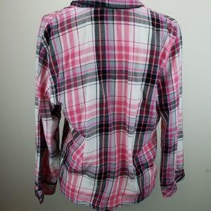 Victoria's Secret Tops - Victoria's Secret Flannel Top
